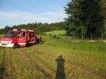 Monatliche Übung - Löschteich in Viehhausen_1