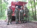Waldbrandübung in Obritzberg_5